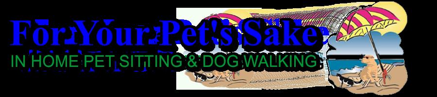 For Your Pet S Sake Virginia Beach Va Pet Sitters Dog